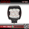 Factory direct sell work light led, 5.5'' 80w led work light off road