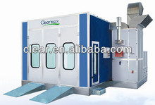 Car Spray Painting Booth for repair or refinishing the car CE certified and ISO9001:2000 safely control
