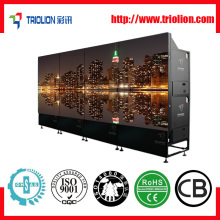 84 inch environment friendly laser light with triolion DLP rear projection display unit