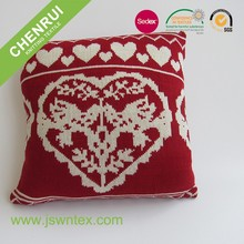 Fashion popular wholesale high quality knit cushion