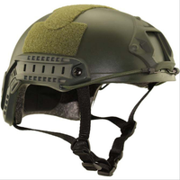 Camouflage Field Tactical Helmet, Riding Helmet