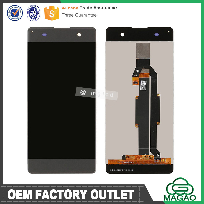 New arrival mobile phone lcd screen and digitizer for sony xperia xa lcd