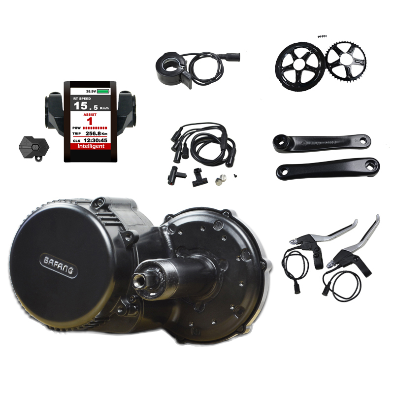 2019 new product 36v 250w BBS01 B MMG31 MMG34 bafang motor mid ebike motor kit bicycle kit with battery