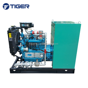 16kw 20kva Home use convenient operation LPG generator price