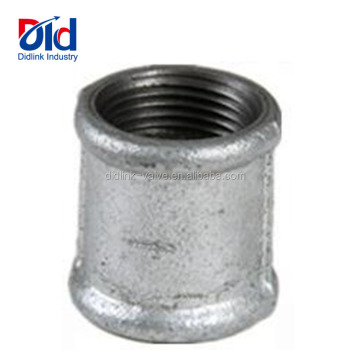 Galvanised Pipe Fitting Steel Adapter And Supplier Tube Clamp End  Galvanized Malleable Iron Socket - Buy High Quality Galvanized Malleable  Iron