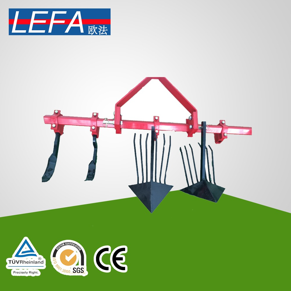 Farm implement parts potato ridger potato plough