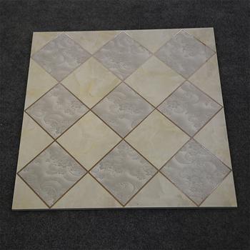 Silver Travertine Porcelain Floor Tiles