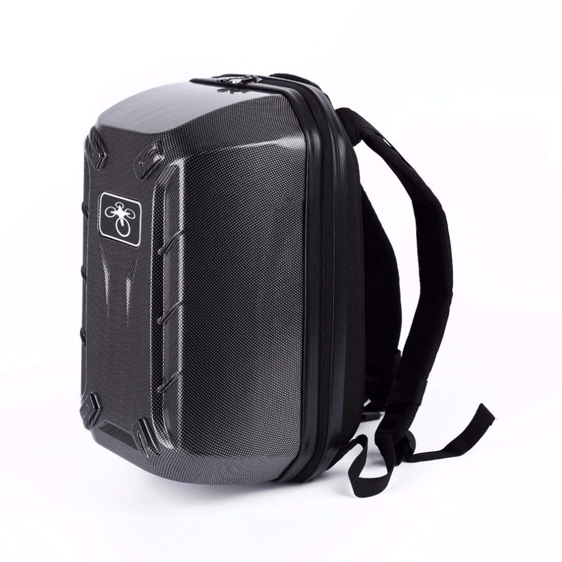 Albert DJI Phantom 3/4 Backpack Case Bag Waterproof Travel Shoulder Bag Hardshell Turtle Shell Backpack Universal for Phantom 3/4 Drone and Accessories