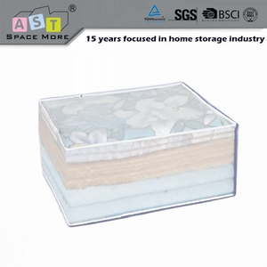 Easy to operate new products super grand blanket PEVA storage bag