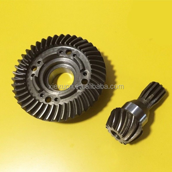 CNC Machining and Lathe Precision Mechanical Parts Bevel Gear, Robot Parts Gears