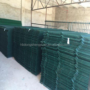 white wire garden fence. Low Cost 3d Welded Folding Wire Mesh Fence/garden Fence/security Fencing White Garden Fence