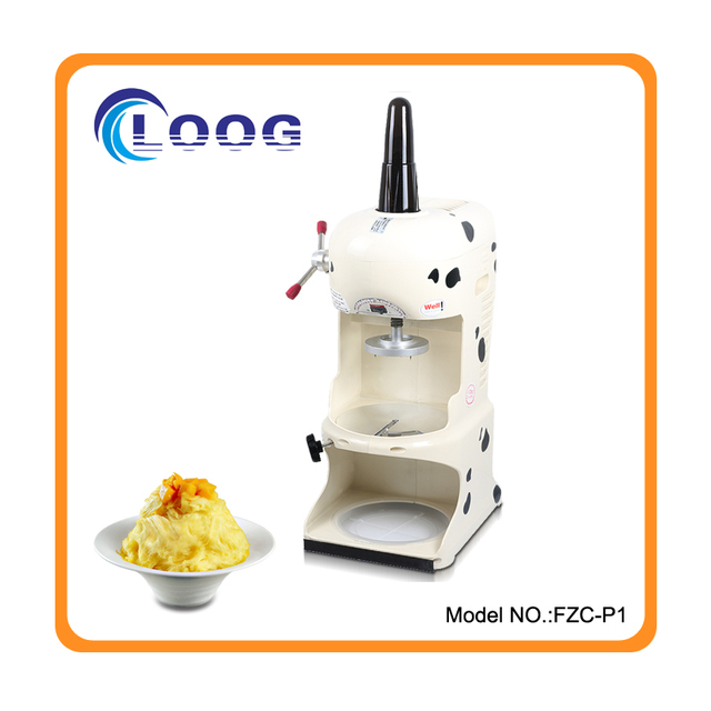 new arrival food machinery snack machines commercial electric snow cone machines - Commercial Snow Cone Machine