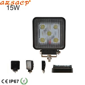 Factory direct 15w high quality light bar ip67,off road worklight