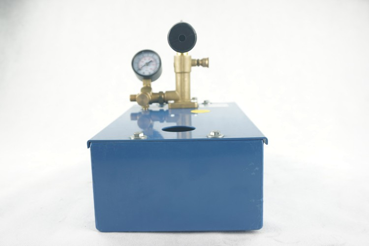 SY-160 China Supplier 0-250 BAR hand operated manual hydraulic water test pump