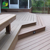 Outdoor Water and Moisture Proof High Density Bamboo decking Flooring