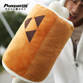 2016 Free shipping Roast meat simulation plush toys Roast meat plush pillow bones Nap pillow birthday