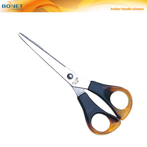 "S41015 CE certificated 6-1/4"" stainless steel home left handed scissors"