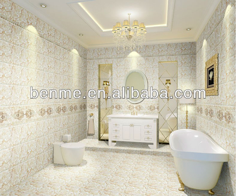 300x450mm new products bathroom ceramic wall tiles