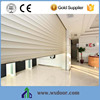High Security Modern Manual Automatic aluminum roller shutter Door