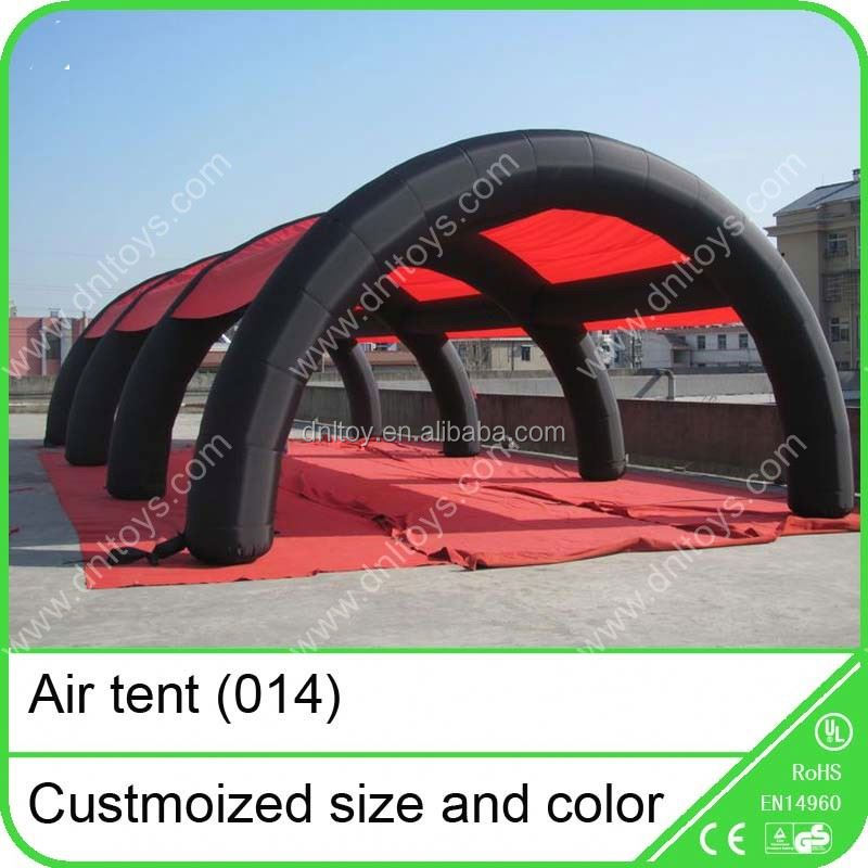 Easy inflate and deflate <strong>Inflatable</strong> stage tent