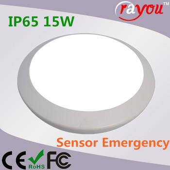 15w Led Bulkhead Emergency Light,Led Bulkhead Ip65 Sensor,Led ...