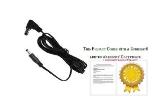UpBright® Screen-to-Screen Power Cable Cord For Audiovox Dual Screen Portable Audiovox PVS69701 D1708ESB pvs72901 Portable DVD Player