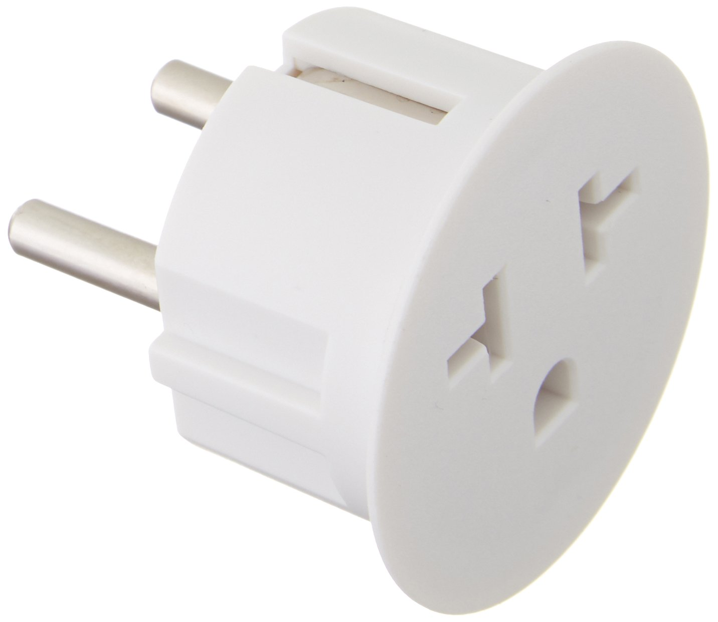 Cheap Grounded Plug Wiring Find Deals On Line Using A Screw Or Against Socket South Africa Get Quotations 6pkschuko Heavy Duty Usa American To European German Schuko Outlet Adapter 6 Pack