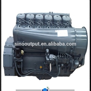 100HP 2300rpm 6 cylinder Deutz diesel series F6L912 for construction machinery engines for sale