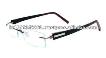 Rimless Glasses Plugs : No Welding Plug System ( Rimless ) - Eyeglasses Frames ...