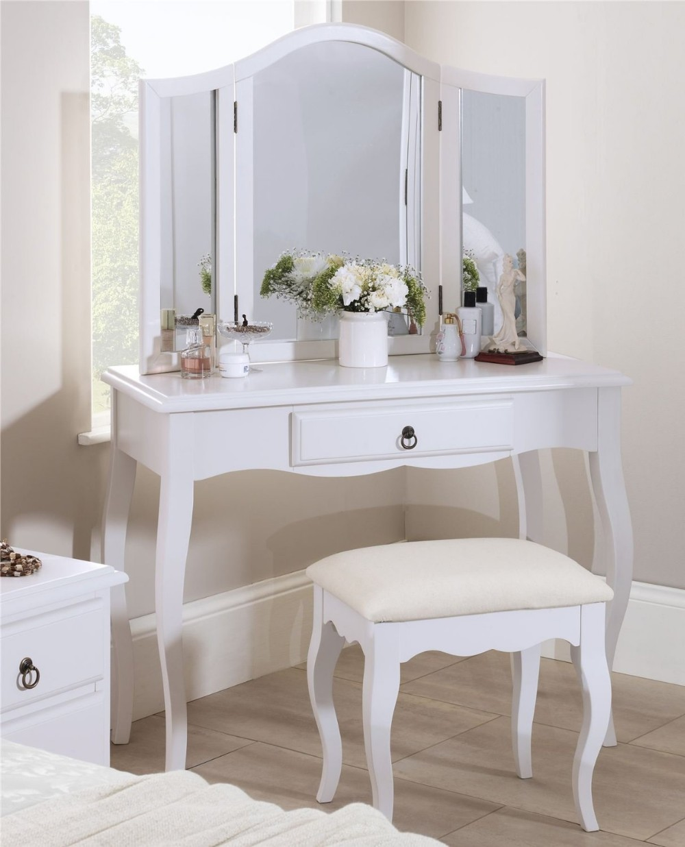 India Low Price Dressing Table Mirror