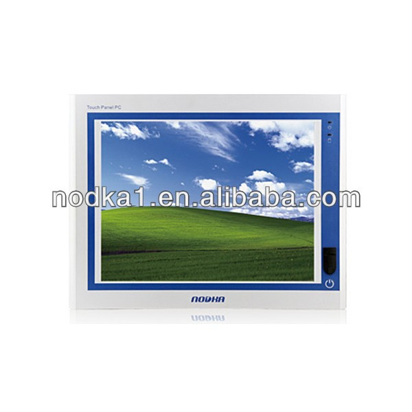 "19""Industrial/embedded/rugged Touch Panel PC(IPC),Intel ATOM N270 Processor, 1*PCI Slots,2*RJ45,5*USB,4*RS232"