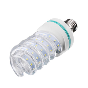 led 30w 36w 40w energy saving spiral led e27 b22 e40 led bulb replacement