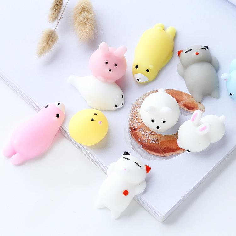 Soft And Squishy Cat Vine : Rgknse Squishy Supplier Soft Fidget Squishy Toy Japan Kawaii Mochi Squishy Cat Bear Slow Rising ...