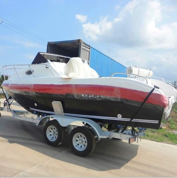 Factory Price Small Fiberglass Fishing Boat For Sale - Buy
