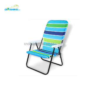 New style cheapest foldaway portable touristic beach chair