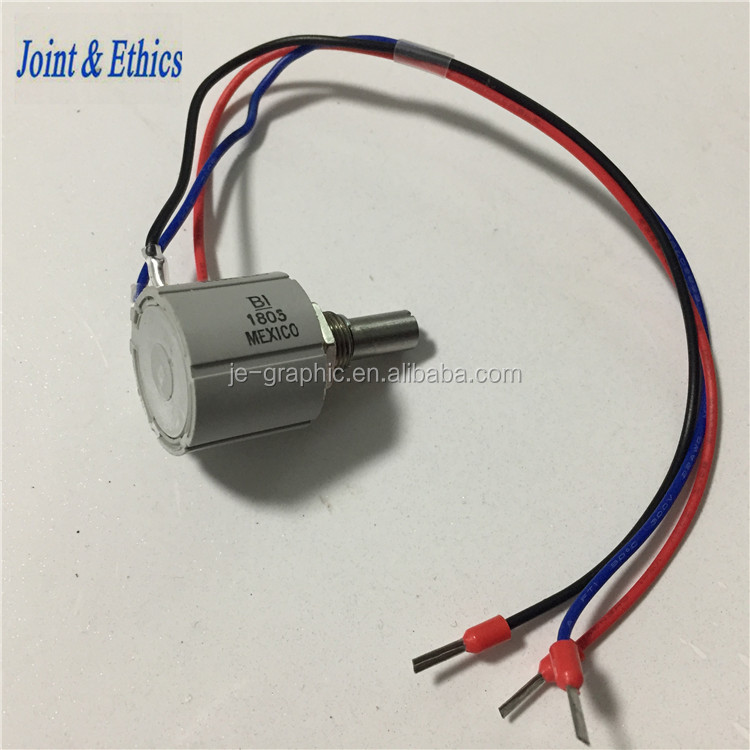 print machine spare parts Potentiometers 71.186.5172