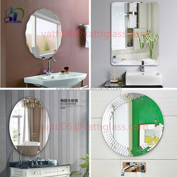 Bathroom Mirrors Quality quality float glass unframed bathroom mirror wholesale unframed