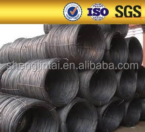 iron rod wire sae 1008 5.5mm steel wire rod in coils