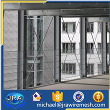 Stainless steel architectural solution cable mesh/Real factory