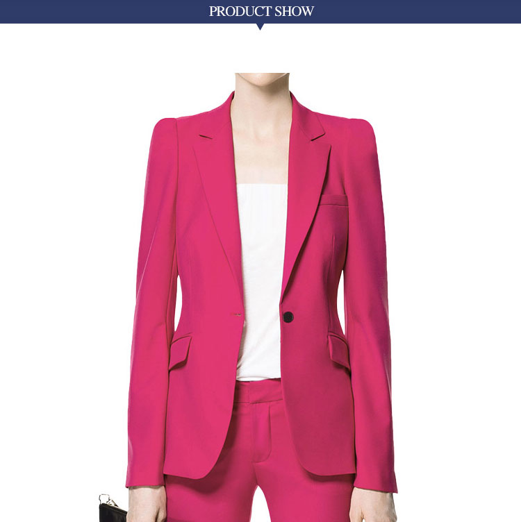 Latest Blazer Suit Designs | Blazer Women Latest Designs Ladies Suit Woolen Red Women Tuxedo