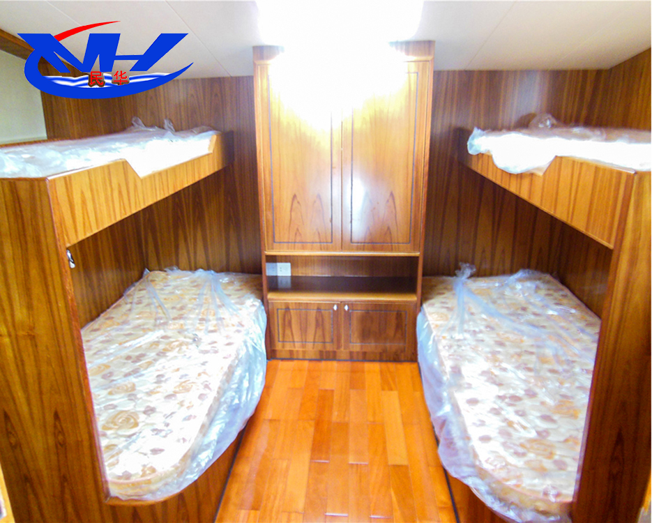 Best fiberglass catamaran boat factory for sale