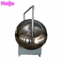 peanut/tablet/candy coated coating pan machine