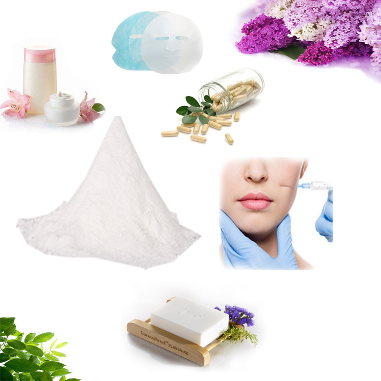 Skin Whitening Beauty Products 98% S-acetyl L-glutathione Powder from Natural Field