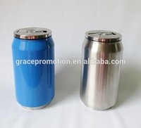 2017 outdoor promotion high quality stainless steel water bottle