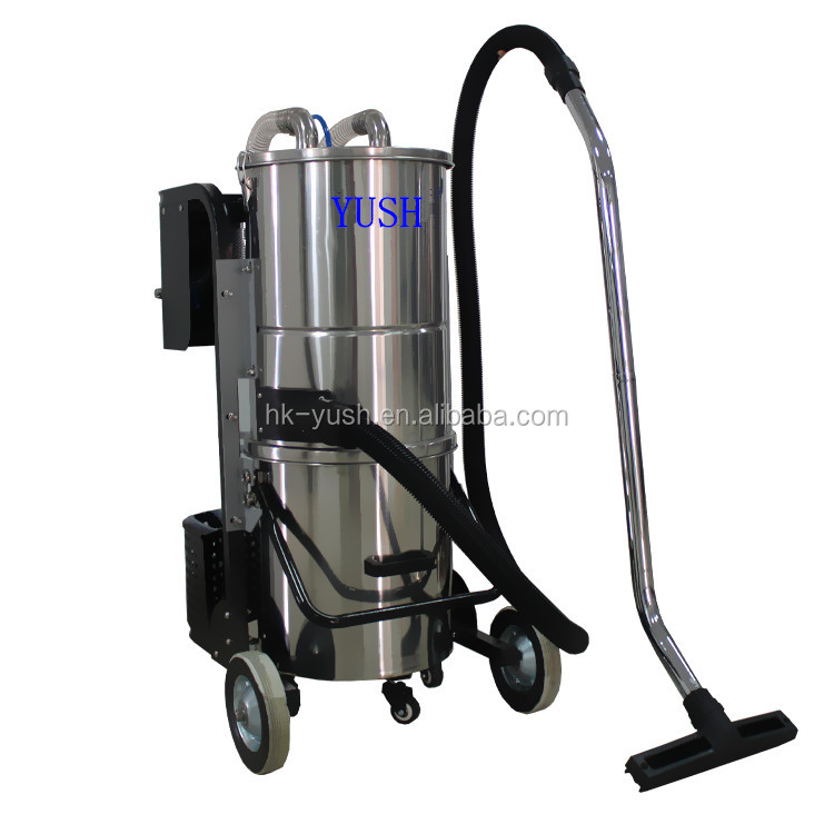 Ce 30l Explosion Proof Cordless Industrial Vacuum Cleaner Manual Floor Cleaning Equipment