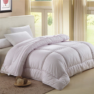 kapok fibre filled Quilt With bed comforter