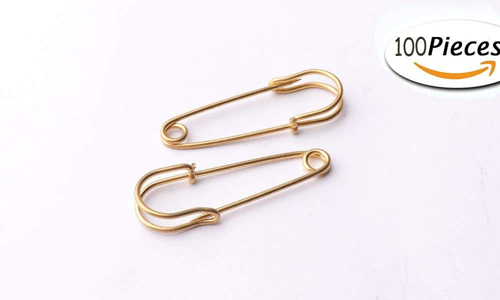 26d9e09423a78 Cheap Gold Safety Pin Brooch, find Gold Safety Pin Brooch deals on ...
