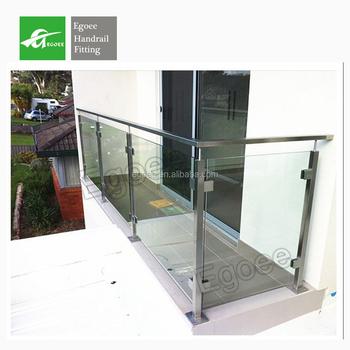 Balcony stainless steel railing design terrace railing designs