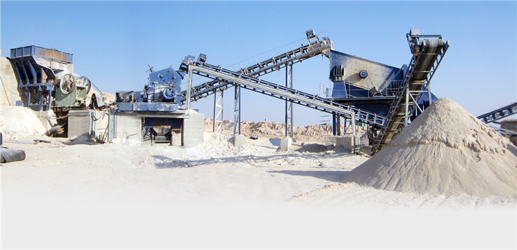 High Efficiency Aggregate Crushing Plant