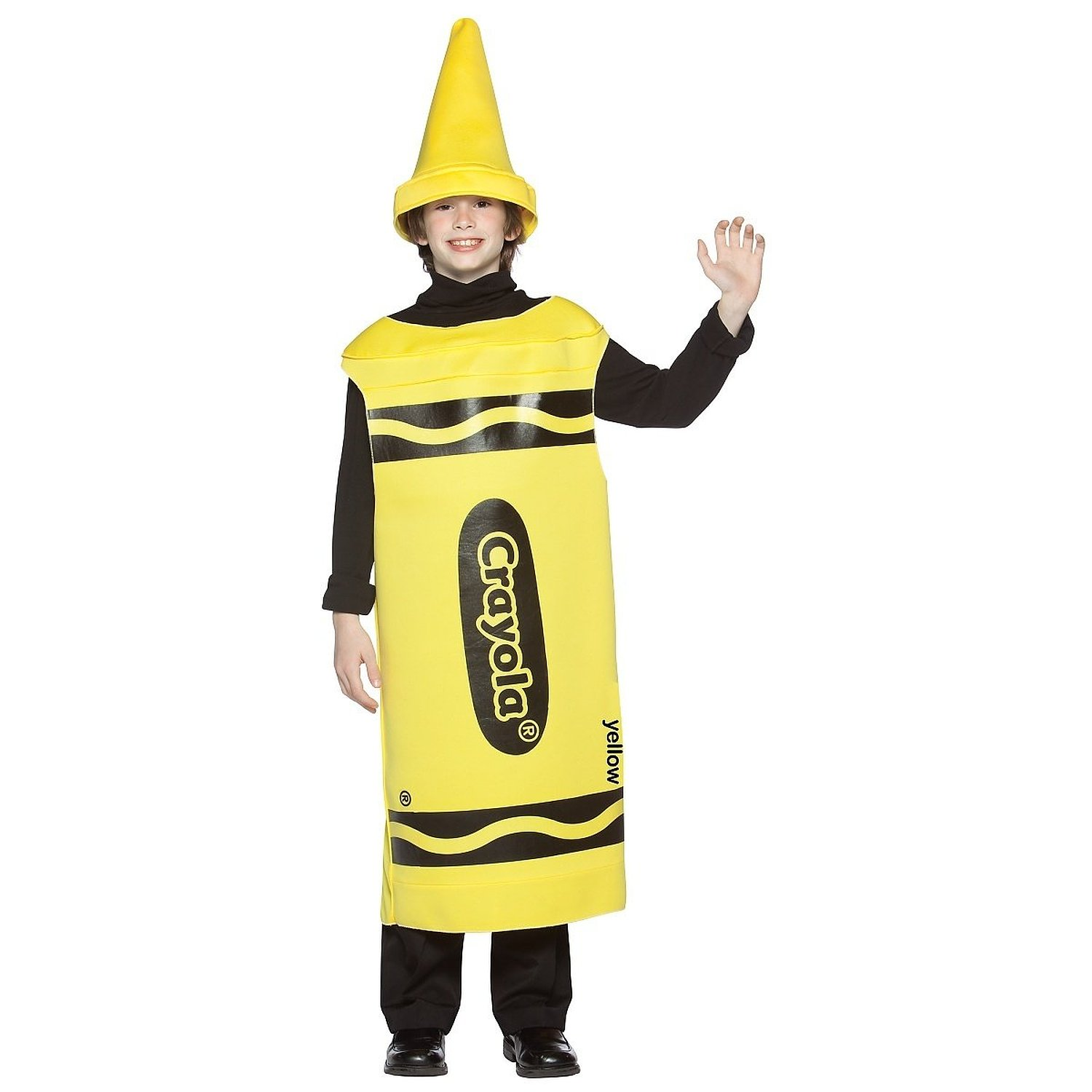 Get Quotations · Yellow Crayola Crayon Child Costume Tween  sc 1 st  Alibaba & Cheap Yellow Crayon Costume find Yellow Crayon Costume deals on ...
